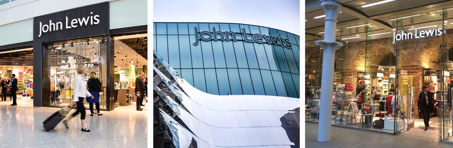 John Lewis Travel Retail Design